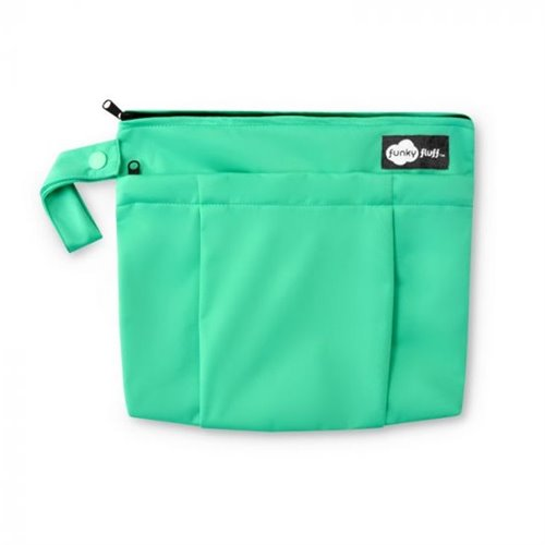Petit sac de transport Clutch - Mint to be