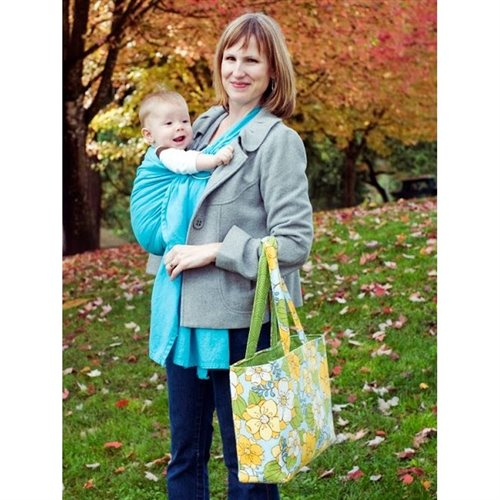Ring sling Turquoise