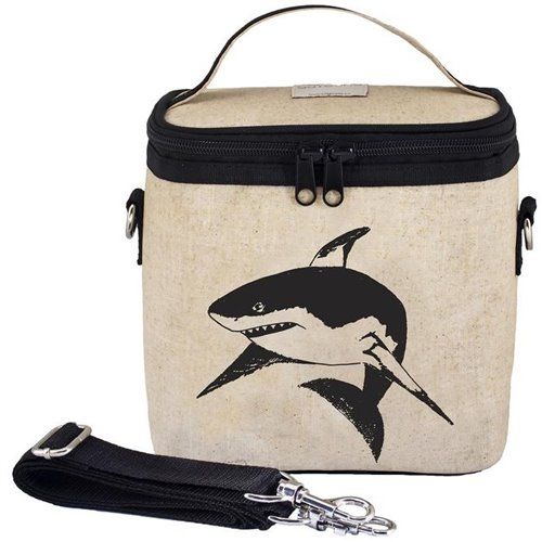 Grand sac isolé  - requin