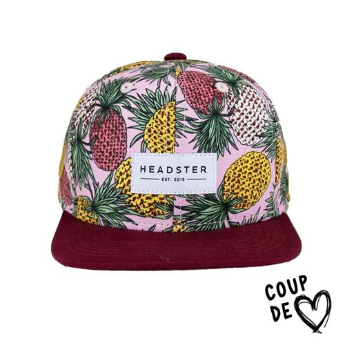 Casquette  2-8 ans  - Ananas