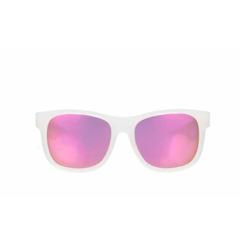 Lunette Navigator - Blanc / Pink Ice 3-5 ans