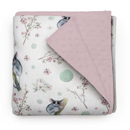 Couverture Minky Galagos 30 x 40