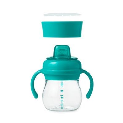 Gobelet de transition - Bec souple - 6 oz -  Teal