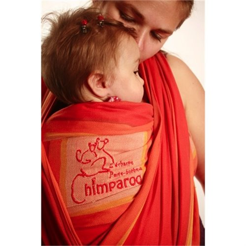 Écharpe ajustable  (Ring Sling) Taille 2 (220cm) Océan