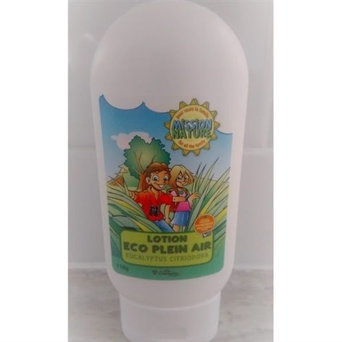 Lotion Eco Plein air - Mission Nature 110 g