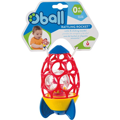 O-Ball Rattling Rocket