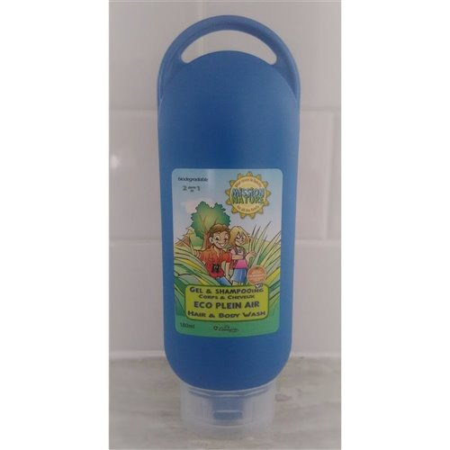 Gel & Shampoing Eco Plein Air - Enfant  180 ml